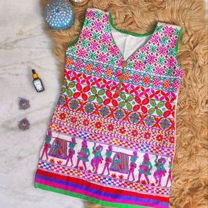 Embroidered Kurta (Diwali Wear)
